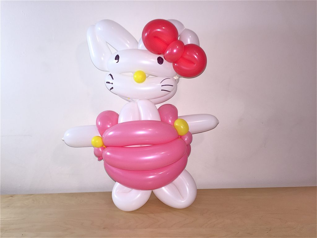 Hello Kitty by The Balloon Guy